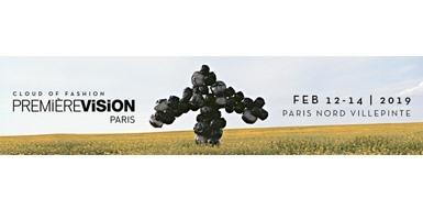Bornewa geri dönüşüm iplik markamızla 12-14 Şubat 2019 tarihinde PREMIER VISION Paris Fuarında 6D56-6E57 nolu stanttayız.