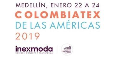 Bornewa markamızla 22-24 Ocak 2019 tarihinde Colombiatex Fuarında Green Pavillion-148 nolu standdayız